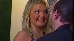 EDPOWERS – Krysti Lynn fed spunk after vigorous banging