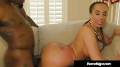 White Milf Richelle Ryan Wrecked By Rome Major's Black Dong!